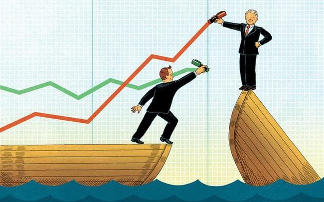 Nhiều chứng quyền tăng mấy chục phần trăm, VnIndex tăng cuối phiên nhờ lực đẩy từ cổ phiếu ngân hàng