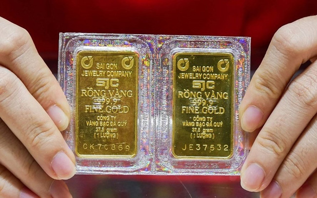 Giá vàng trong nước hôm nay (14/1) giảm mạnh