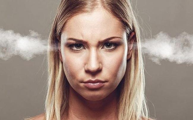 Chuyên gia cảnh báo bạn sẽ mắc phải 6 loại bệnh này, thậm chí đột tử nếu thường xuyên tức giận