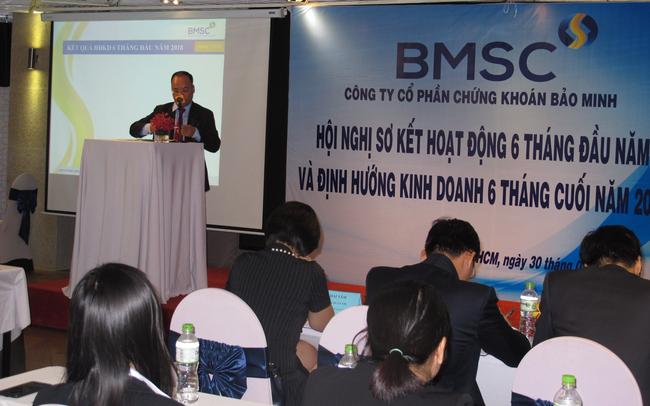 Chứng khoán Bảo Minh (BMS) lãi hơn trăm tỷ quý 4, cả năm lãi 46 tỷ đồng