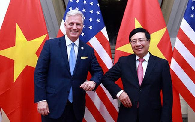 Mỹ đánh giá cao sự hợp tác của Việt Nam trong việc điều tra nguyên liệu gỗ