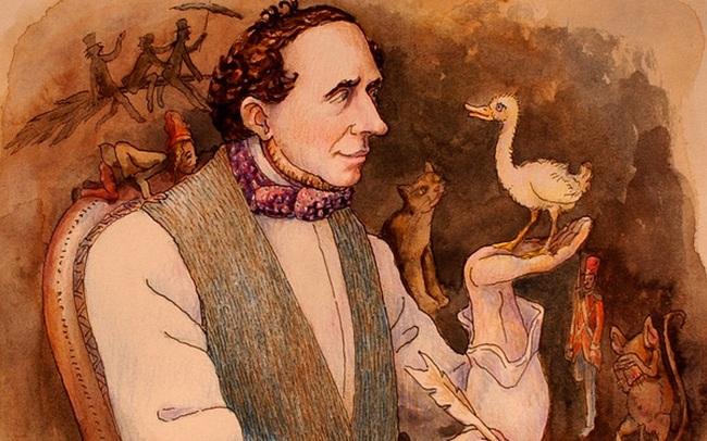 """Nhà văn Andersen được mệnh danh là """"Ông vua truyện cổ tích"""" nhưng ít ai biết thời đi học từng cô độc, bị khinh miệt vì lý do này"""