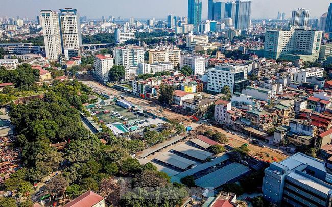 Đường Huỳnh Thúc Kháng kéo dài làm 20 năm vẫn...tắc?