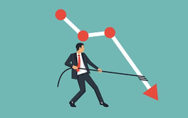 HoSE giao dịch hơn 20 nghìn tỷ, VnIndex giảm 61 điểm cuối phiên