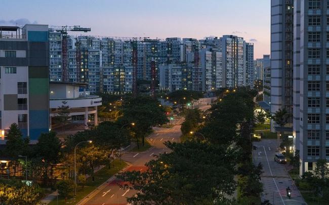 Giá nhà phi mã, Singapore để ngỏ khả năng hành động để chặn đà tăng