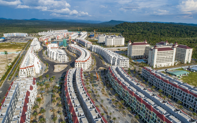 Cận cảnh đại dự án lớn nhất Phú Quốc trước ngày khai trương