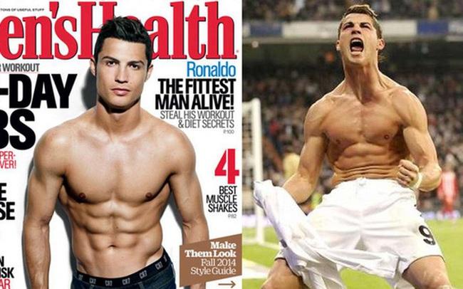 Tuổi sinh học trẻ hơn tuổi đời tới... hơn 10 năm: Cristiano Ronaldo đã luyện tập và ăn uống như thế nào để luôn giữ phong độ đỉnh cao?