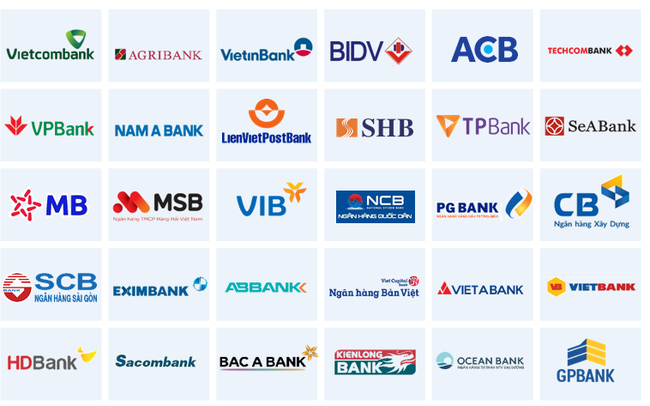 Nợ xấu của hàng loạt ngân hàng giảm mạnh trong quý 4/2020