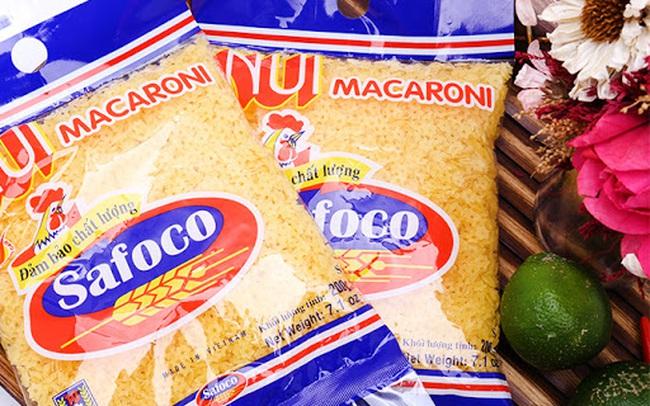 """Lãi tăng đều 19%/năm, thương hiệu mì, nui, hủ tiếu khô Safoco tiếp tục """"bỏ túi"""" 47 tỷ trong năm 2020"""