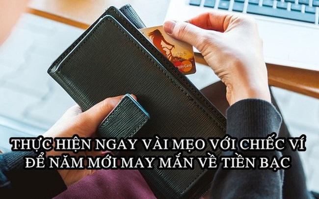 Bí kíp thu hút tiền tài trong năm Tân Sửu: Lấy ví ra và thực hiện ngay để có một năm may mắn về tiền bạc