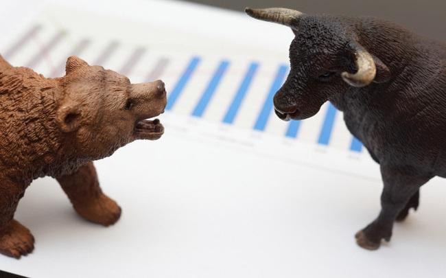 """VN-Index đảo chiều giảm ít phút cuối phiên, cổ phiếu dệt may, BĐS """"dậy sóng"""""""