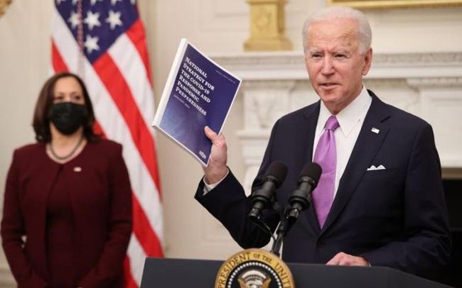 """""""Chúng ta không thể chờ đợi"""": Chính quyền Biden thúc đẩy kế hoạch cứu trợ Covid-19 trị giá 1,9 tỷ USD"""
