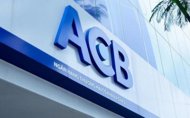 ACB lãi trước thuế gần 9.600 tỷ đồng trong năm 2020