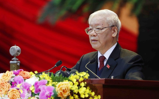 Tổng Bí thư, Chủ tịch nước: Lấy hạnh phúc, ấm no của nhân dân làm mục tiêu phấn đấu