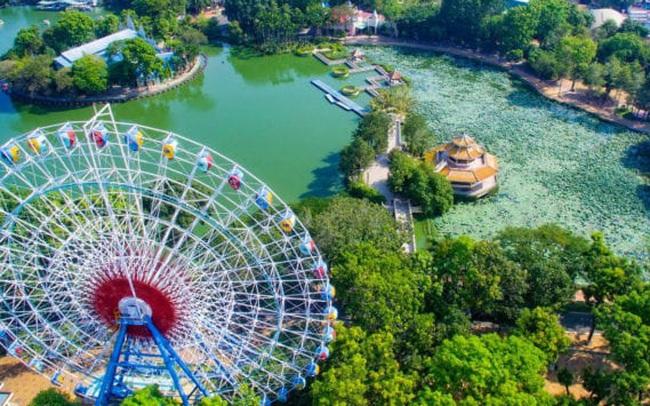 Covid-19 khiến chủ sở hữu công viên Đầm Sen lỗ gần 175 tỷ đồng năm 2020