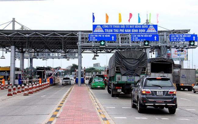 Năm 2020, các dự án BOT giao thông hụt thu gần 1.000 tỷ đồng