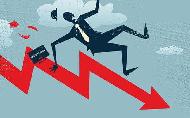 Cổ phiếu ngân hàng đồng loạt giảm sàn