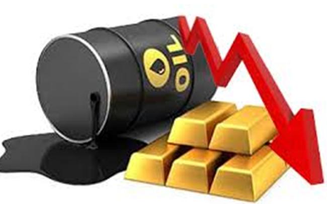 Thị trường ngày 29/1: Giá dầu quay đầu giảm, vàng giảm tiếp, bạc tăng 7%