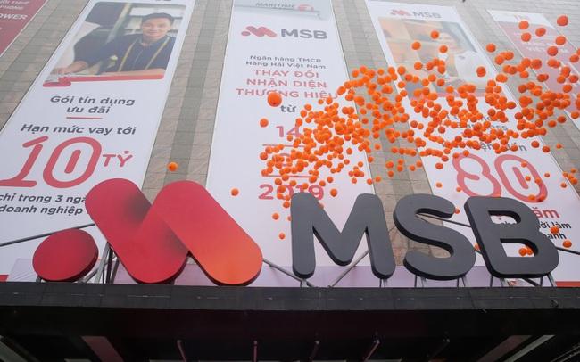 MSB chốt danh sách cổ đông ngày 22/2 để tổ chức đại hội cổ đông thường niên