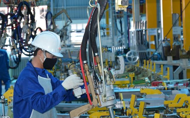Chỉ số sản xuất toàn ngành công nghiệp tháng đầu năm tăng hơn 22.2%