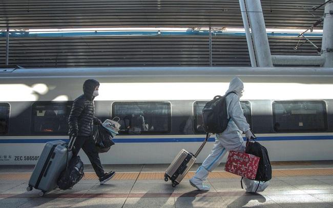 Người Trung Quốc bắt đầu cuộc di cư hàng năm lớn nhất thế giới