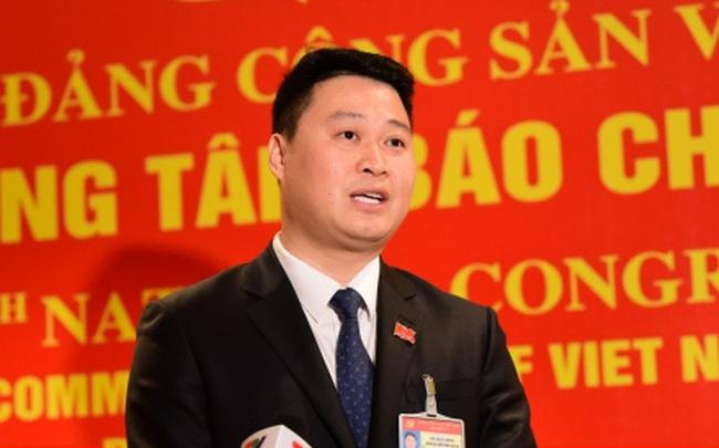 """Đại biểu trẻ nhất Đại hội Đảng lần thứ XIII: """"Thanh niên cần bồi đắp kiến thức"""""""