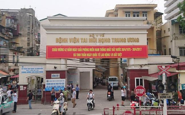 Bệnh nhân Covid-19 từng đến khám tại Bệnh viện Tai Mũi Họng Trung ương, Bộ Y tế yêu cầu ứng phó khẩn cấp