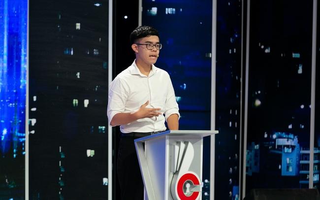 """Nam sinh viên 21 tuổi đánh bại thạc sỹ Kinh tế Tài chính, chốt mức lương khởi đầu gần 16 triệu đồng ở """"Cơ hội cho ai"""""""