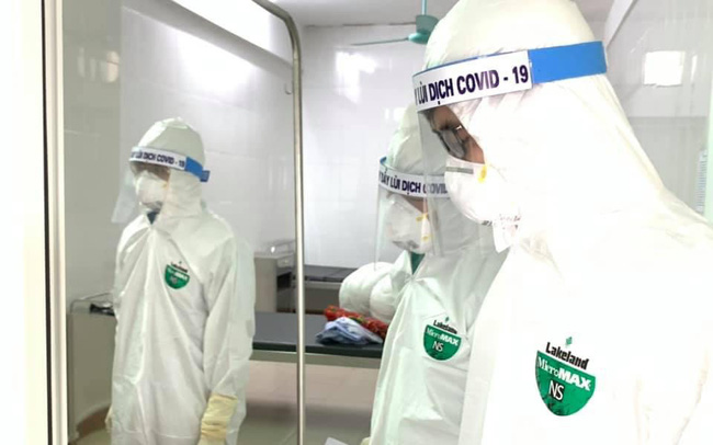 Việt Nam có bệnh nhân COVID-19 mang biến thể Nam Phi lây lan nhanh