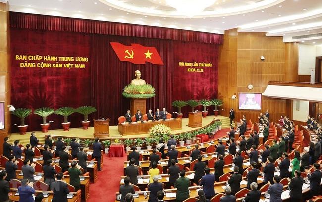 6 Ủy viên Trung ương Đảng khóa XIII xuất thân từ ngành ngân hàng