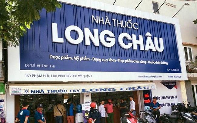 Chuỗi nhà thuốc Long Châu cán mốc 200 cửa hàng, doanh thu 2020 tăng 133% lên mức 1.191 tỷ đồng