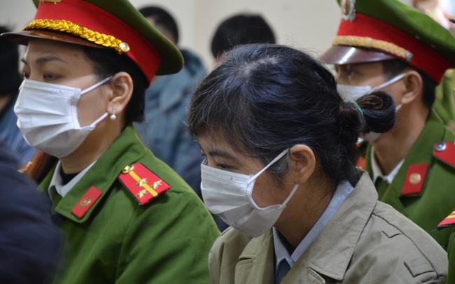 Nữ trưởng đoàn Thanh tra Bộ Xây dựng 'vòi tiền' ở Vĩnh Phúc tóc bạc trắng sau hơn 1 năm bị bắt