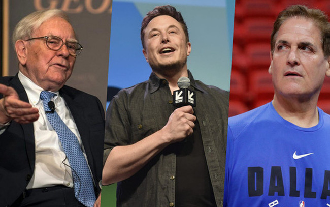Elon Musk, Warren Buffett và các tỷ phú nghĩ gì về Bitcoin?