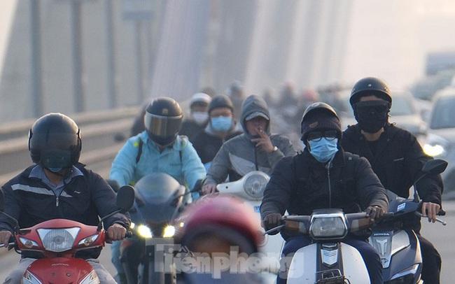 Đâu là nguyên nhân Hà Nội bị ô nhiễm không khí nặng?