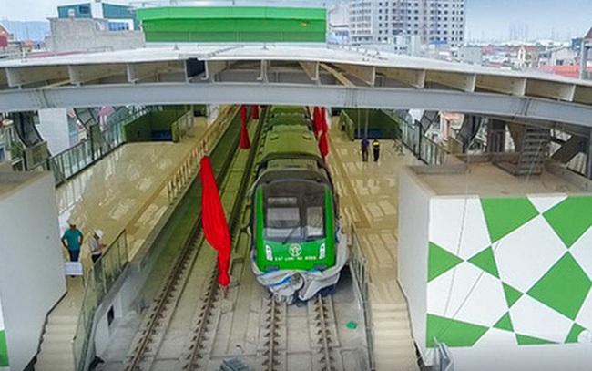 Hoàn tất đánh giá, đưa đường sắt Cát Linh - Hà Đông vận hàng vào giữa tháng 1/2021