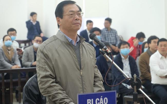 Hoãn phiên xử ông Vũ Huy Hoàng vì vắng mặt 3 bị cáo
