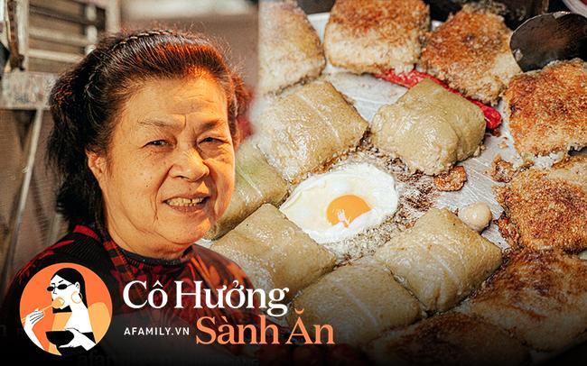 Hàng bánh chưng rán nức tiếng ngõ chợ Thanh Hà: Qua 2 thế hệ và gần một thế kỷ vẫn vẹn nguyên hương vị thời thơ ấu, bí quyết gói gọn trong miếng mỡ gà và chiếc mâm nhôm