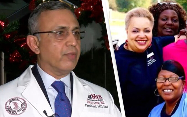 Vị bác sĩ quyết định xóa nợ hơn 15 tỷ đồng và gửi thông điệp vô cùng bất ngờ tới 200 bệnh nhân ung thư