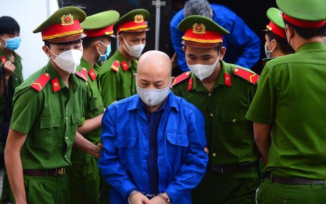 Vụ cao tốc TPHCM - Trung Lương: Ông Đinh Ngọc Hệ kháng án từ trại tạm giam