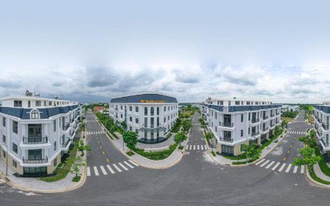 """Nhà phố, biệt thự vùng giáp ranh Tp.HCM """"soán ngôi"""" thị trường"""