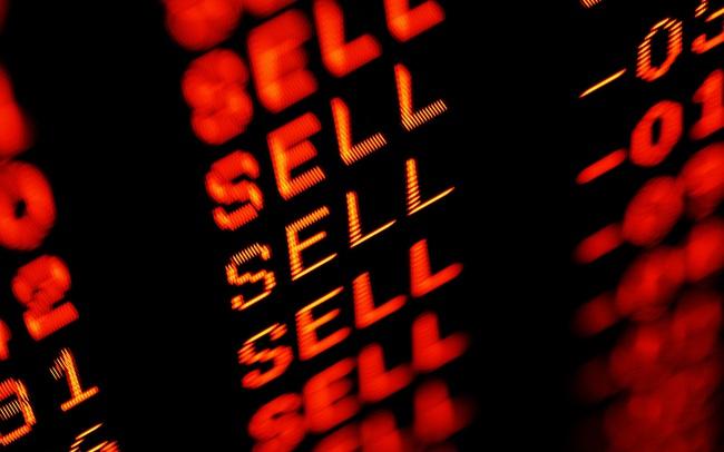 """Phiên 1/10: Khối ngoại đẩy mạnh bán ròng 539 tỷ đồng trong ngày thị trường """"rực lửa"""", tập trung bán MSN và VCB"""
