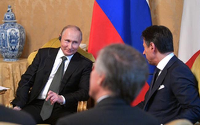 """Đại chiến mùa đông: Khí đốt đội giá 800%, châu Âu náo loạn - Cờ về tay Nga, Putin """"hô mưa gọi gió"""""""