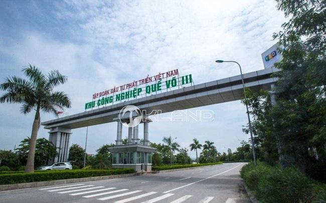 Sau 5 năm được TNR Holdings mua lại, chủ đầu tư KCN Quế Võ 3 huy động 1.010 tỷ đồng trái phiếu để triển khai dự án