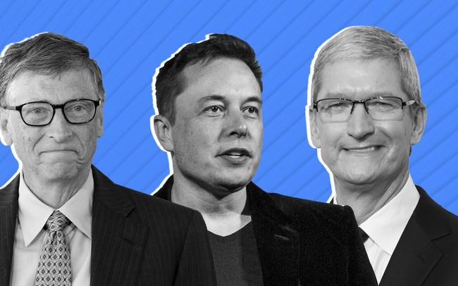 """Từ Bill Gates đến Elon Musk và Tim Cook, tất cả các tỷ phú hàng đầu thế giới đều phải """"ngả mũ cúi đầu"""" trước ông trùm này"""