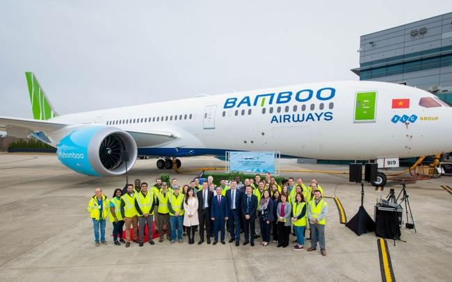 Tiếp bước Vietnam Airlines, Bamboo Airways cũng tăng vốn lên 18.500 tỷ đồng