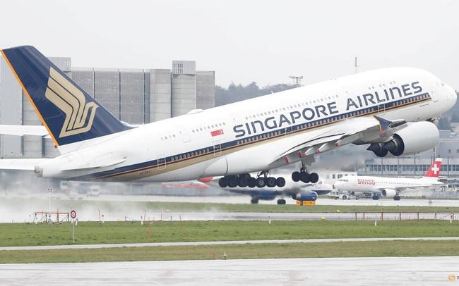 Cổ phiếu du lịch Singapore tăng mạnh