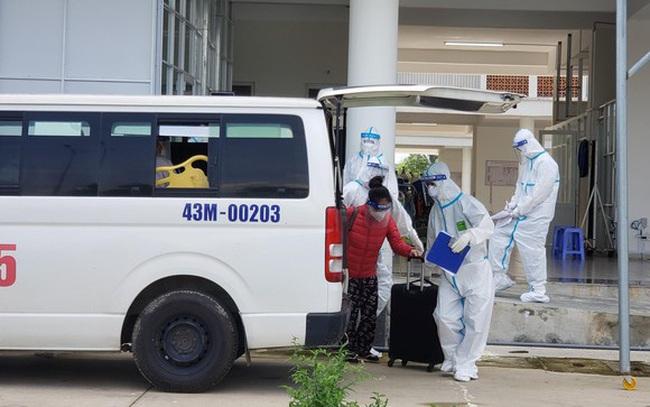 Đà Nẵng đóng cửa bệnh viện dã chiến, chuyển toàn bộ 42 F0 qua Bệnh viện Phổi