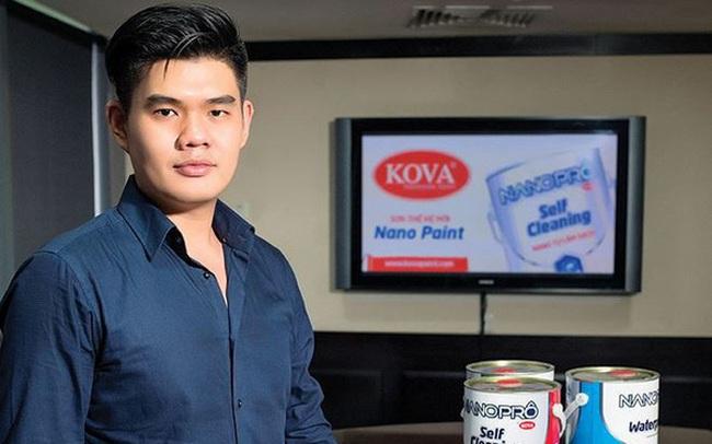 CEO 8X của Tập đoàn Sơn Kova ứng cử HĐQT Tổng Công ty Idico