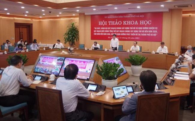 Hà Nội mong muốn có sân bay thứ hai quy mô 1.300 ha
