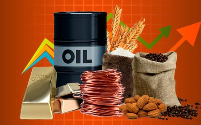 Thị trường ngày 12/10: Giá dầu tiếp tục tăng cao, vàng giảm, nhôm cao nhất 13 năm